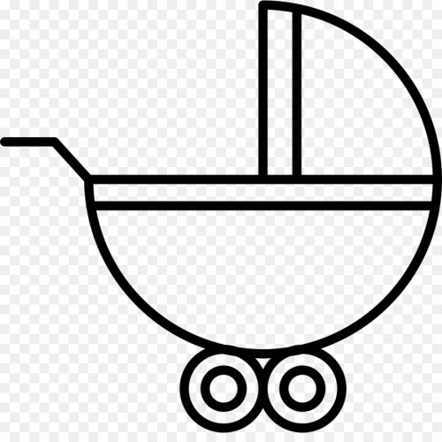 small resolution of baby crib drawing clipart cots baby transport infant