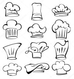 chef hat tatoos clipart royalty free chef hat [ 900 x 900 Pixel ]