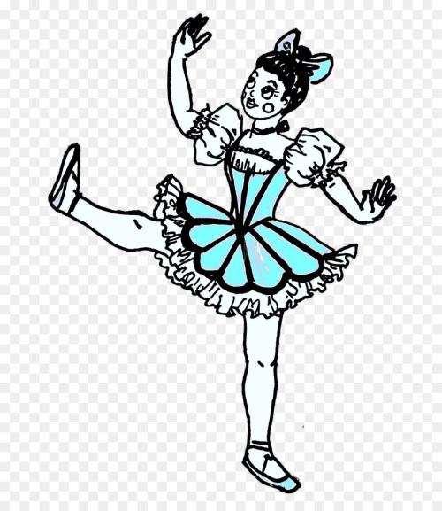 small resolution of doll coppelia ballet clipart ballet dance clip art
