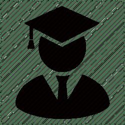 Graduation Background clipart Student University College transparent clip art