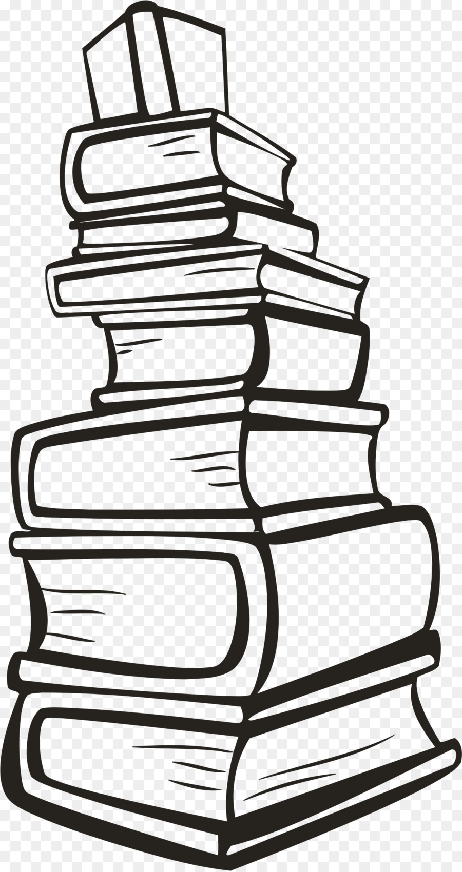 hight resolution of stack of books svg clipart book clip art