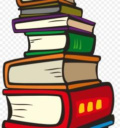 school read books clip art clipart book clip art [ 900 x 1700 Pixel ]
