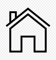 transparent home outline clipart house computer icons clip art [ 900 x 900 Pixel ]