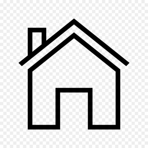 small resolution of transparent home outline clipart house computer icons clip art