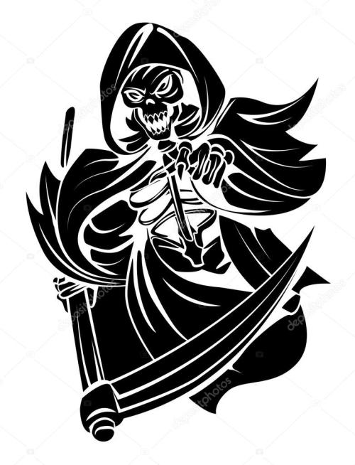 small resolution of grim reaper vector clipart death clip art