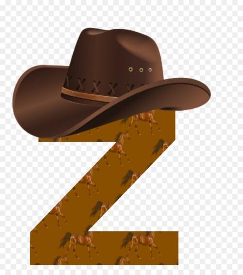 small resolution of alfabeto cowboy clipart cowboy hat horse
