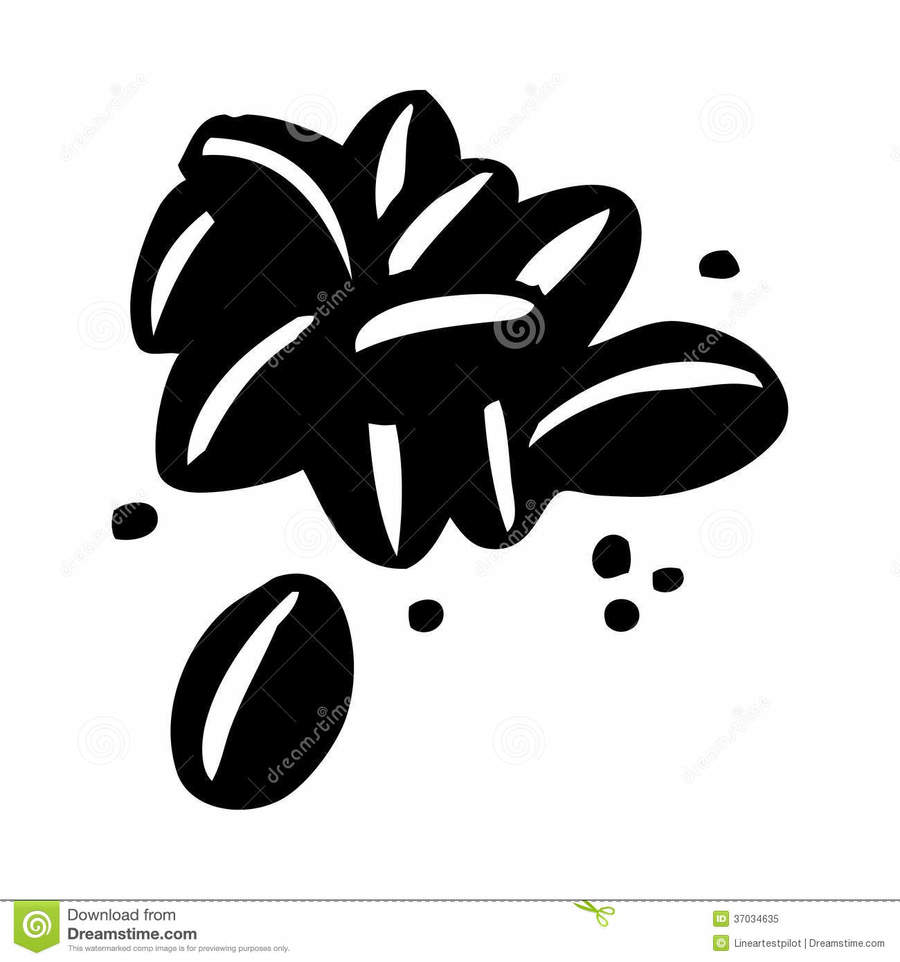 hight resolution of dessin grain clipart coffee royalty free clip art