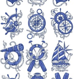 nautical embroidery designs clipart machine embroidery appliqu  [ 900 x 1575 Pixel ]