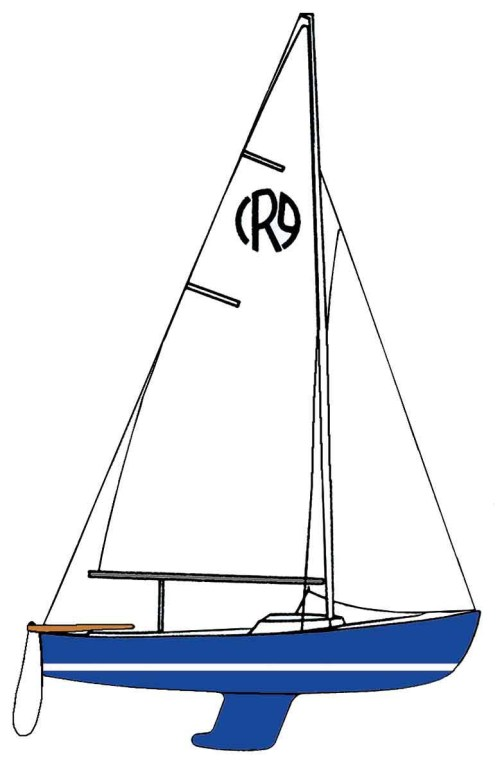 small resolution of dinghy diagram clipart sailing cat ketch