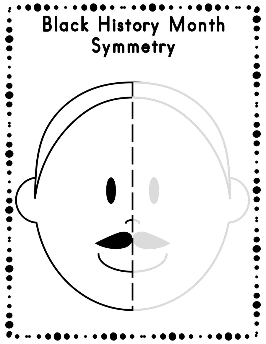 Download kindergarten symmetry worksheets grade 2 clipart