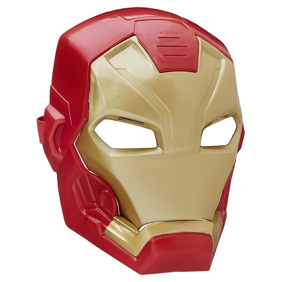 medium resolution of avengers civil war iron man tech fx mask clipart iron man spider man mask