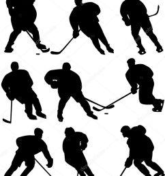 free hockey vector clipart video ice hockey clip art [ 857 x 1023 Pixel ]
