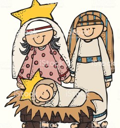 mary joseph and baby jesus clipart christ child nativity of jesus clip art [ 791 x 1024 Pixel ]