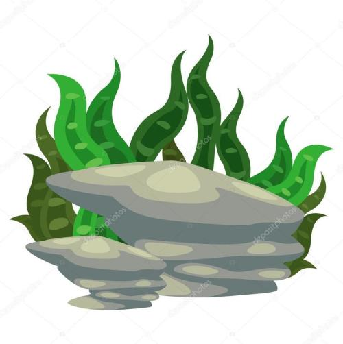 small resolution of seaweed vector clipart seaweed clip art