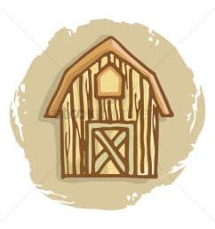 barn clipart barn agriculture hay [ 900 x 900 Pixel ]