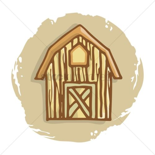 small resolution of barn clipart barn agriculture hay