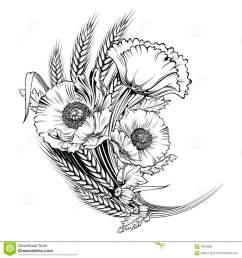 download poppy clipart floral design poppy flower [ 900 x 962 Pixel ]