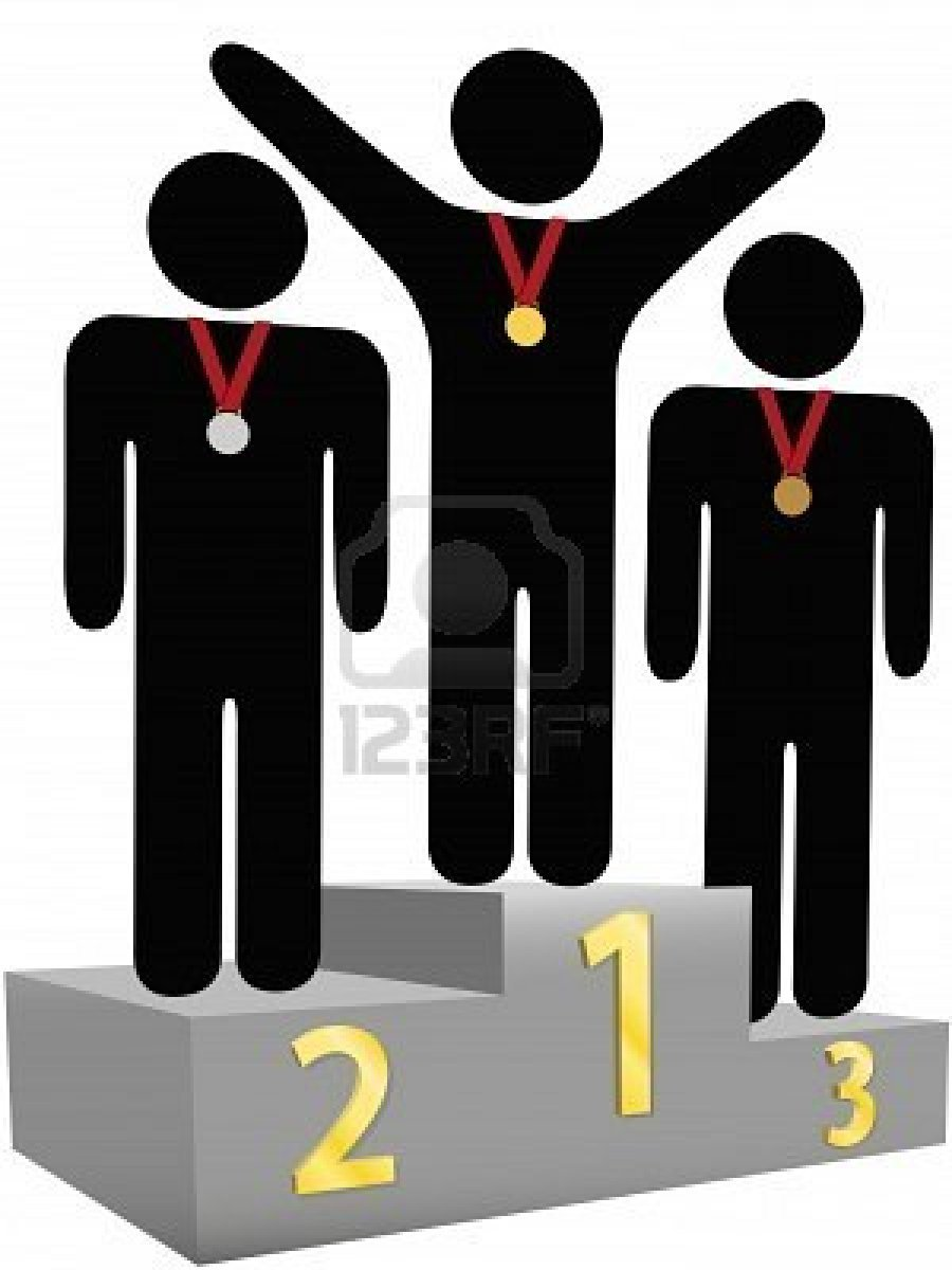 hight resolution of first place clipart