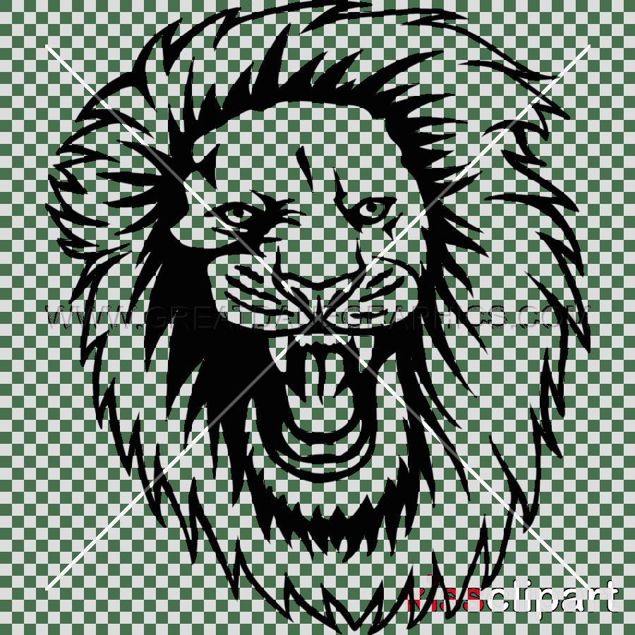 medium resolution of roaring lion svg clipart lion tiger clip art