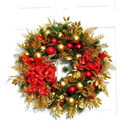small resolution of christmas ornament clipart christmas ornament wreath christmas day