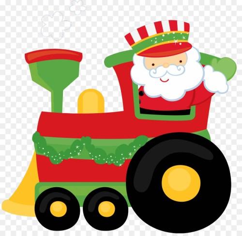small resolution of santa train clip art clipart santa claus train clip art