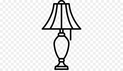Light Bulb Cartoon clipart Table Light Lamp transparent clip art