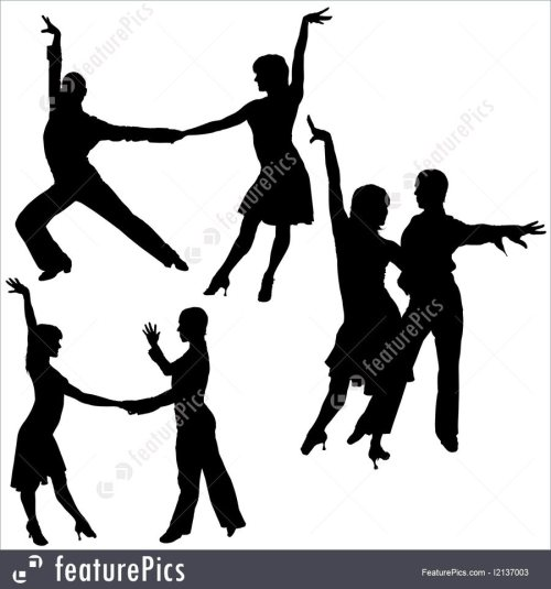 small resolution of dance group clipart ballroom dance latin dance