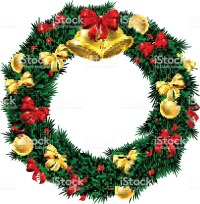 Wreath, Illustration, Drawing, Christmas png clipart free ...