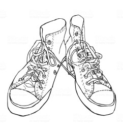 black and white sneakers clipart sports shoes [ 900 x 900 Pixel ]