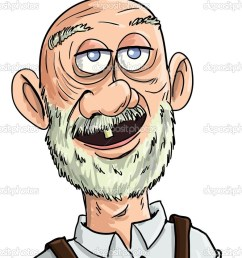 cartoon crazy old man clipart royalty free clip art [ 784 x 1023 Pixel ]