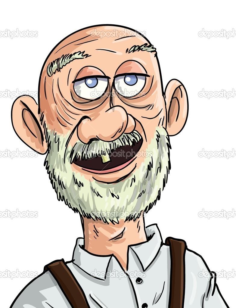 medium resolution of cartoon crazy old man clipart royalty free clip art