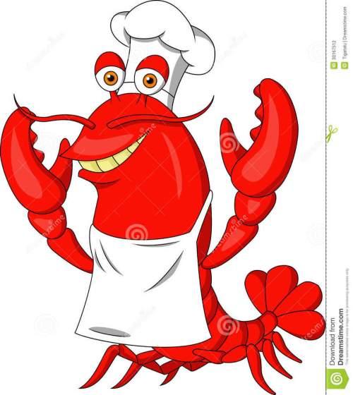 small resolution of cartoon lobster clipart lobster royalty free