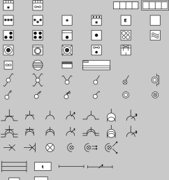 inkscape electrical symbols clipart residential electrical home wiring electronic symbol [ 900 x 1103 Pixel ]
