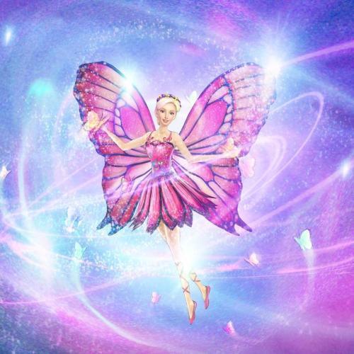small resolution of barbie butterfly clipart barbie mariposa bibble zinzie