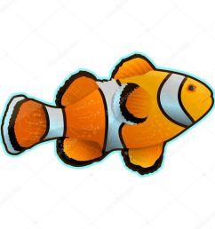 clownfish clipart clownfish clip art [ 900 x 900 Pixel ]