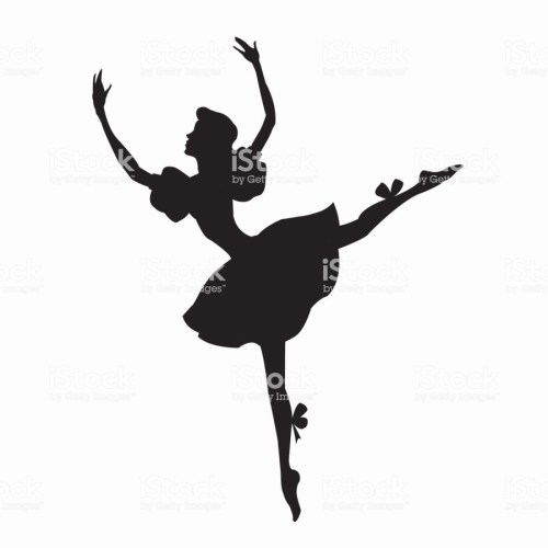 small resolution of ballet dancer clipart silhouette ballet