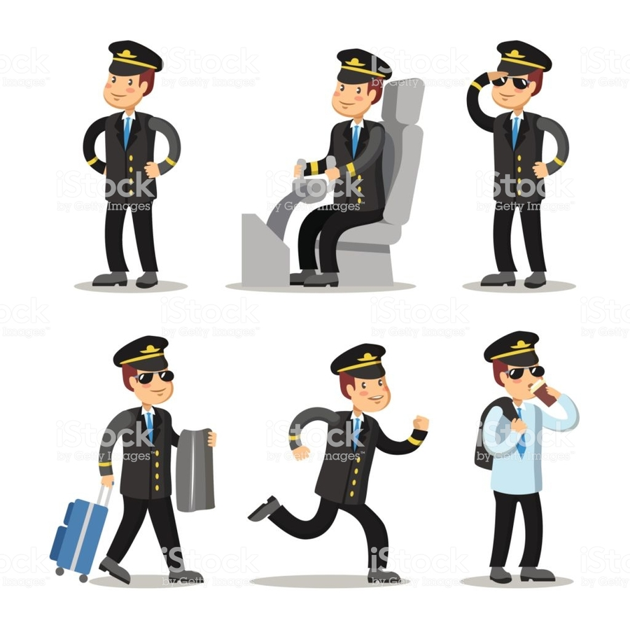 medium resolution of airplane pilot cartoon clipart airplane cartoon aircraft pilot