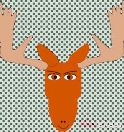 moose clipart moose deer clip art [ 900 x 880 Pixel ]