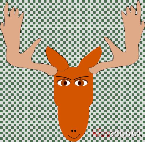 small resolution of moose clipart moose deer clip art
