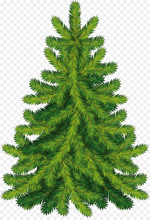 small resolution of christmas tree clipart pine tree christmas day