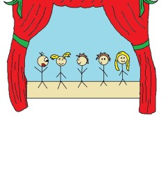 school christmas play clipart christmas day nativity play clip art [ 900 x 1165 Pixel ]