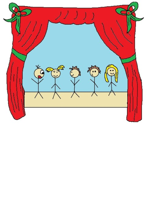 small resolution of school christmas play clipart christmas day nativity play clip art