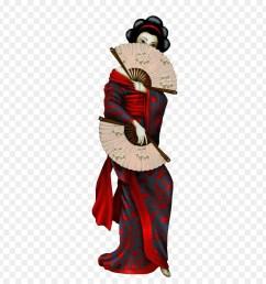 art geisha clipart japanese art geisha [ 900 x 940 Pixel ]