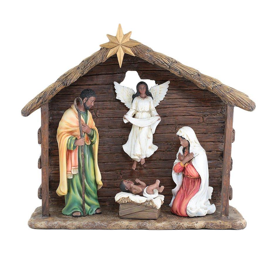hight resolution of download nativity scene clipart african american nativity scene figurine