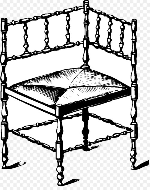 small resolution of furniture clipart chair table furniture