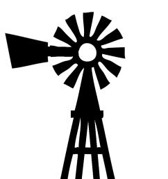 farm windmill clipart windmill drawing clip art [ 790 x 1083 Pixel ]