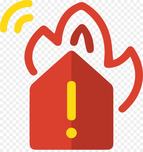 small resolution of conflagration clipart alarm device fire alarm system clip art