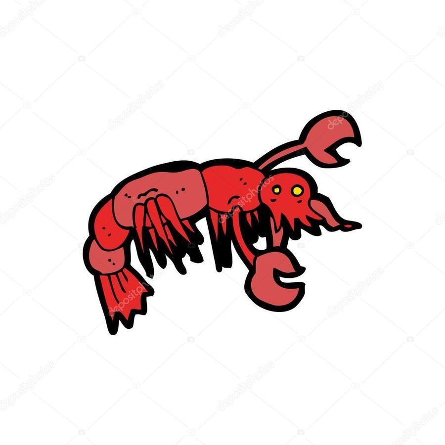 medium resolution of lobster clipart homarus clip art ilration red