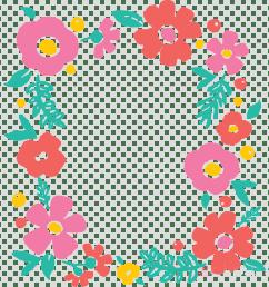free floral svg clipart floral design clip art [ 900 x 900 Pixel ]