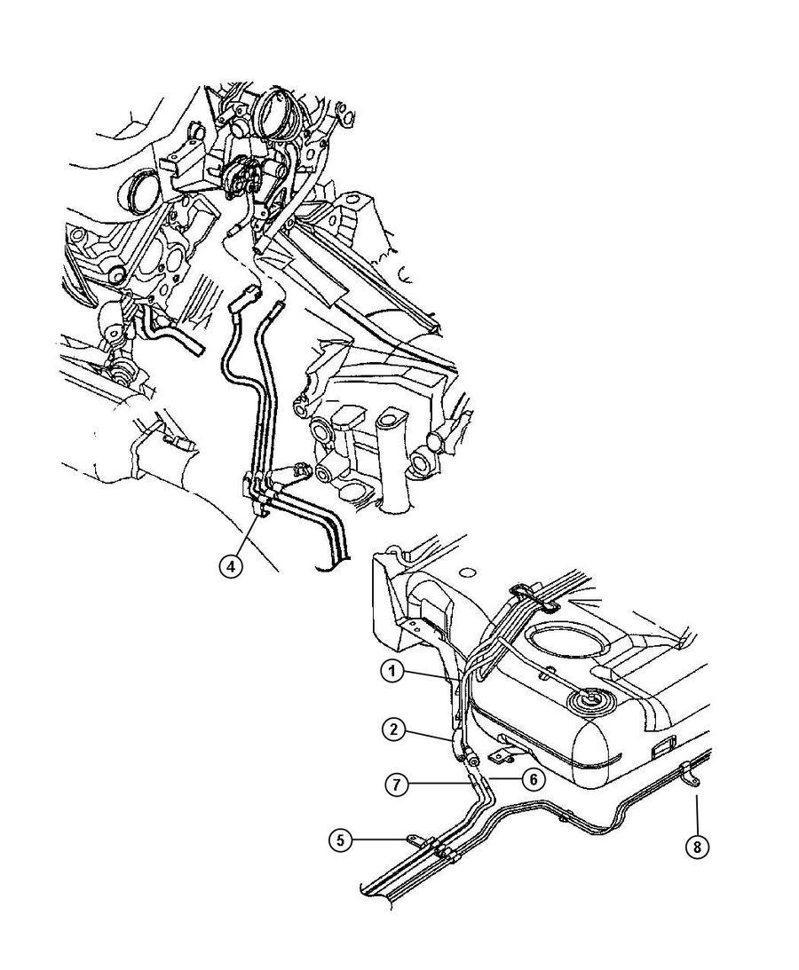 medium resolution of 2002 dodge intrepid fuel line diagram clipart chrysler dodge intrepid